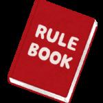 ライブ、イベント、SNS等の活動へ参加される場合のルールについて